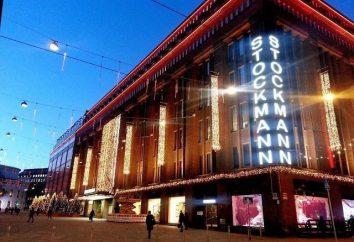 """catena di vendita al dettaglio finlandese è ancora nella capitale. Indirizzi """"Stockmann"""" a Mosca"""