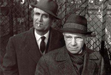 Boileau-Narsezhak: conjunto criativo dos escritores franceses. Por Bualo e Thomas Narsezhak. Os melhores trabalhos