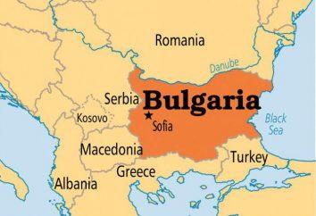 Onde está a Bulgária? Características geográficas