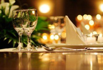 Nowy Rok w restauracji: przegląd