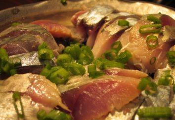 Jak marynowane makrela w domu