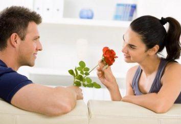 Compatibilidade de Aries feminino e de machos em casamento