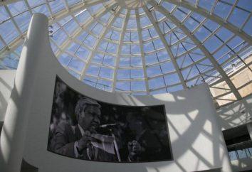 Yeltsin en Ekaterimburgo Museo: fotografía, dirección, horarios, comentarios