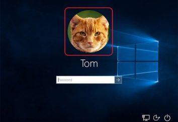 Jak usunąć awatar w systemie Windows 10, należy zmienić go lub zainstalować standardowy obraz