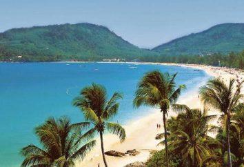 Bang Tao Beach Phuket Comentários. Para Bang Tao Beach