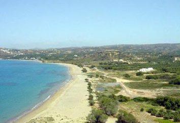 Kreta Hotele z piaszczystej plaży – niebiańską wakacje na Morzu Śródziemnym