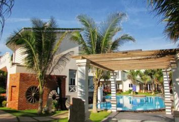 Muine Paradise Resort 3 * Wietnam: opis hotelu, opinie podróżne