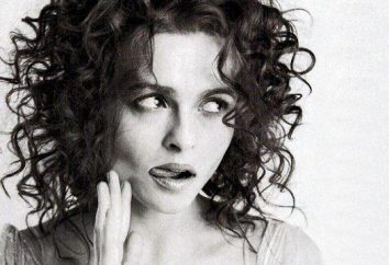 Esposa de Tim Burton y su musa Helena Bonham Carter