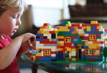 """Jak zrobić """"Lego"""" budynku: szczegółowe instrukcje. Jak zbudować dom z """"Lego"""""""