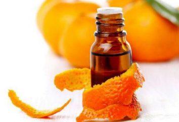 Pomarańczowy olejek eteryczny: właściwości i zastosowania