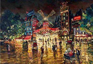 "Obraz ""Paryż"" i inne prace Konstantin Korovin"