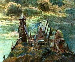 Vieja ciudad rusa: descripción, características. La antigua ciudad rusa: el nombre