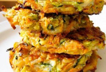 I dettagli su come cucinare le zucchine pancake