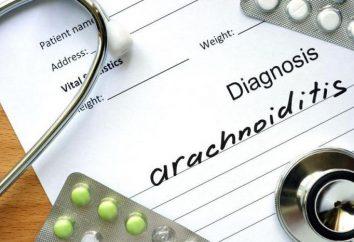 Les maladies du cerveau arachnoïdite: symptômes et traitement