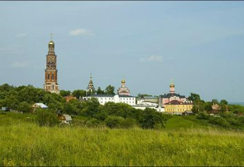 S. Giovanni il Teologo Monastero Poschupovo nella regione di Ryazan