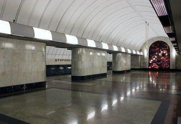 """Metro """"Dubrovka"""". La storia del distretto, """"Dubrovka"""""""