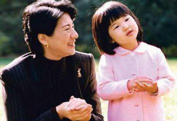 Japonesa Princesa Aiko: biografia, família e fatos interessantes