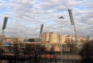 stade Dynamo – avant et après la reconstruction