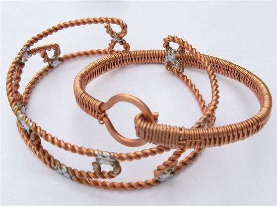 últimos lanzamientos rendimiento superior comprar lujo pulseras de cobre: las propiedades, beneficios y daños
