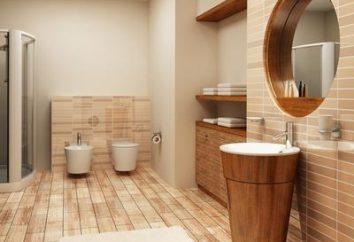 carrelage de salle de bain carrelée font la salle élégante et originale
