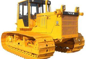 Bulldozer B-10 specifiche, le dimensioni, caratteristiche