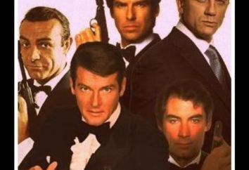 Dzheyms Bond: los actores que las reglas del legendario agente en todas las partes