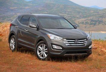 Le bon déroulement de la « Hyundai ». Crossover C'est génial!