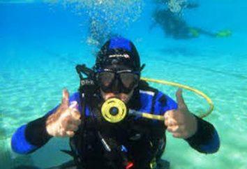 Diver – to jest dla zawodu. Odzież i sprzęt nurek