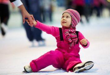 Wie Sie Ihr Kind zum Skaten zu lehren? Wie schnell Skaten. Wo können Sie Schlittschuh laufen