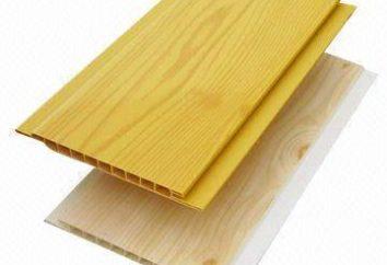 Wie gut die Verwendung von Wandplatten PVC machen