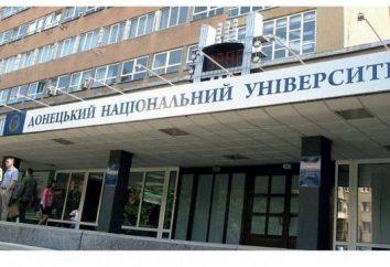 Najlepszych uniwersytetów w Doniecku