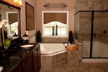 Design Badezimmer: Kombinationen von Subtilität