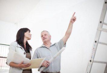 Kontrola mieszkanie certyfikat: próbka. W niektórych przypadkach jest on sporządzony inspekcję mieszkania