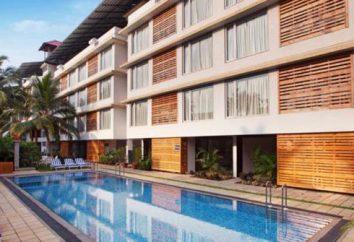 Hotel de tortugas Beach Resort 3 * (Goa, India): descripción y fotos