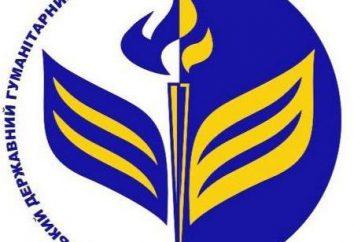 Izmail la Universidad Estatal de Humanidades (IGGU, ciudad Izmail): facultades, la matrícula