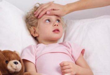 Encefalite: sintomi nei bambini, gli effetti della