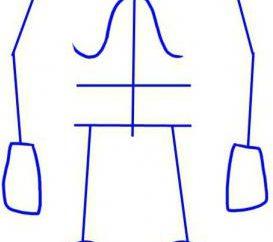 Końcówki kreatora dowiedzieć się jak narysować szkielet