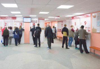 Polyclinic 4, Nizhny Tagil: Adresse und Spezialisierung der medizinischen Einrichtungen
