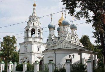 Chiesa di San Nicola a Pyzhah e la sua storia