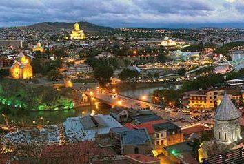 Rest in Tiflis insbesondere Sehenswürdigkeiten, Strände, Touristen Bewertungen
