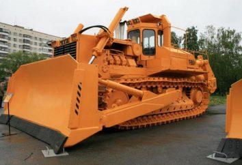 T-800 (bulldozer) specifiche. Chelyabinsk Tractor piante