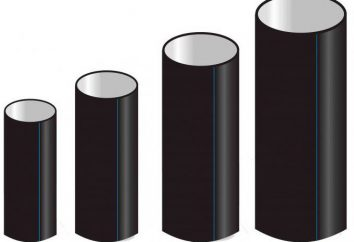 Tubi polipropilenici per acqua fredda e acqua calda: un produttore, diametri, GOST