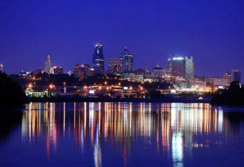 Missouri (USA): Città