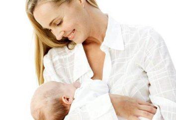 Qu'est-ce que pour nourrir une mère qui allaite? Thé pour les mères qui allaitent. Produits hypoallergéniques pour les mères allaitantes