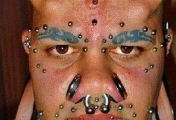 Quali sono le conseguenze se trafitto il naso
