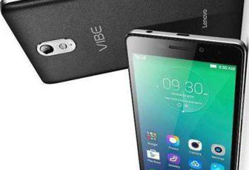 Smartfon Lenovo Vibe P1M: Opinie z właścicieli, specyfikacje, opisy i funkcje