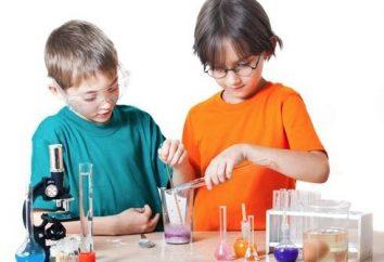 Eksperymenty w domu dla młodych chemików