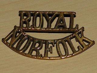 Que unidade foram chamados Regimento de Norfolk? O mistério do desaparecimento do regimento Norfolk