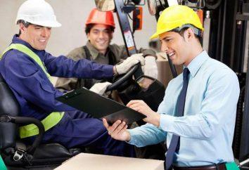 conocimientos de seguridad industrial de los dispositivos técnicos: características de la documentación y recomendaciones