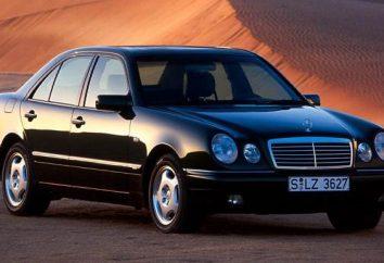 """""""Mercedes 210"""": Technische Daten, Bewertungen, Preis. Autos"""